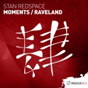 RDXRED145 : Stan Redspace - Moments / Raveland