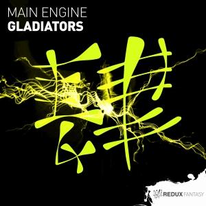 RDXF027 : Main Engine - Gladiators